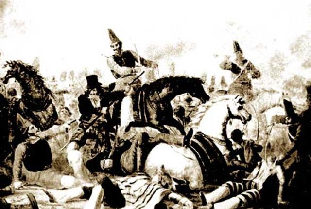 Finaliza la Guerra Grande en Uruguay
