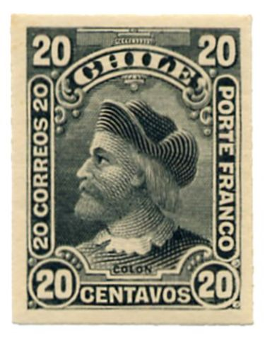 Sellos postales chilenos