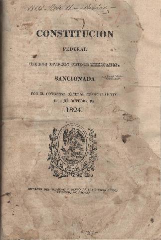 La Constitución de 1857 de Mexico