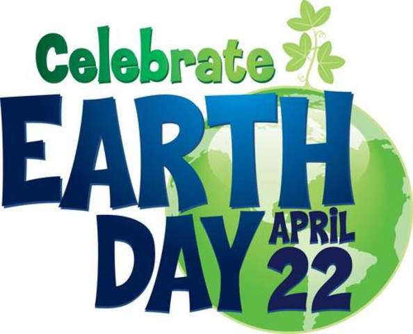 The First Earth day.