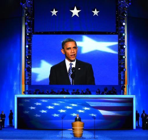Obama holder nomeringstale