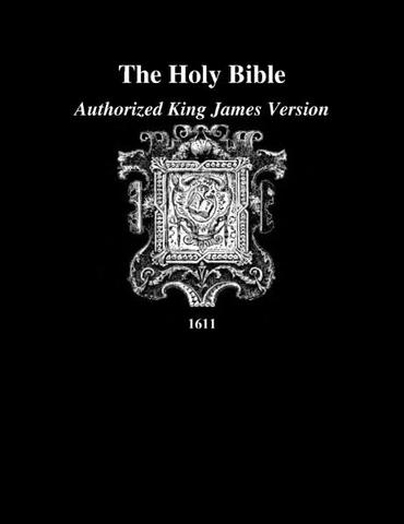 King James Bible is Published