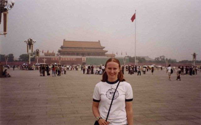 Began study-abroad in China