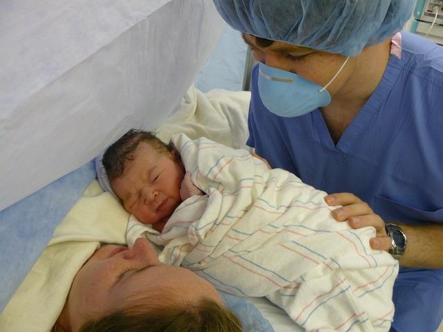 Daughter Danielle born