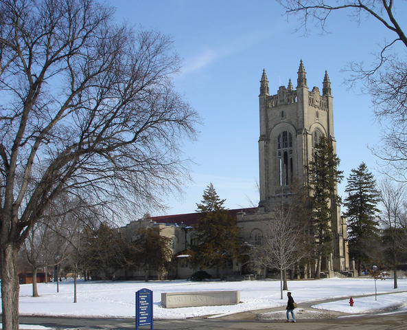 Accepted to Carleton College