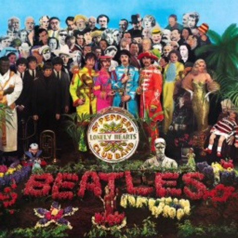 Sgt. Pepper's Lonely Heart Club Band