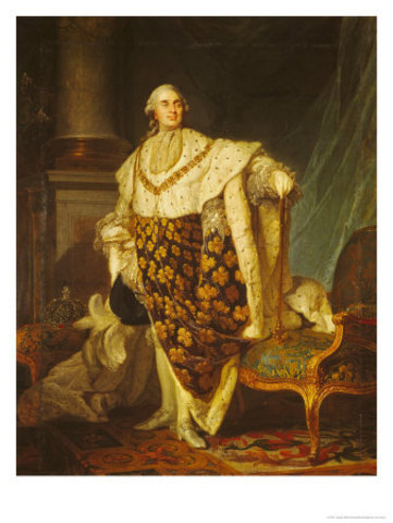 The End of King Louis Reign