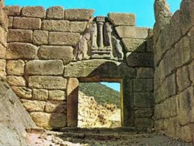 The Mycenaean Age
