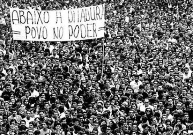 Inicia dictadura en Brasil.