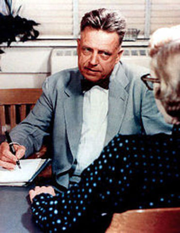 Alfred Kinsey publishes 'Sexual Behavior in the Human Male'