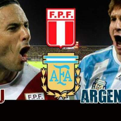 Perú - Argentina timeline