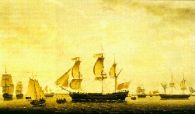 3rd voyage (3 yrs)