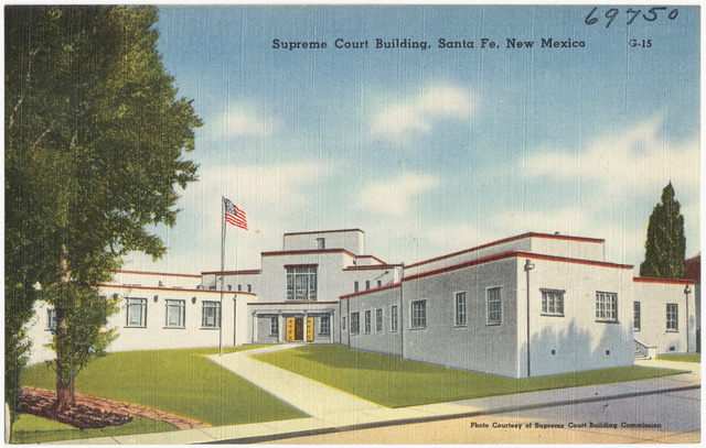 State Court Gets a Building