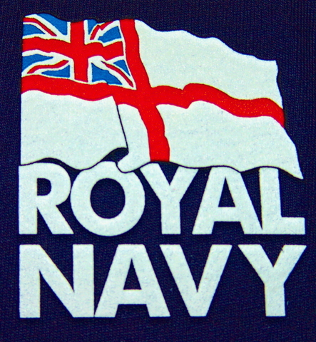 began service with the royal navy
