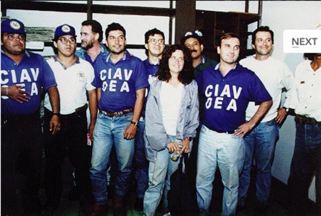 Fin de la Mision en Nicaragua