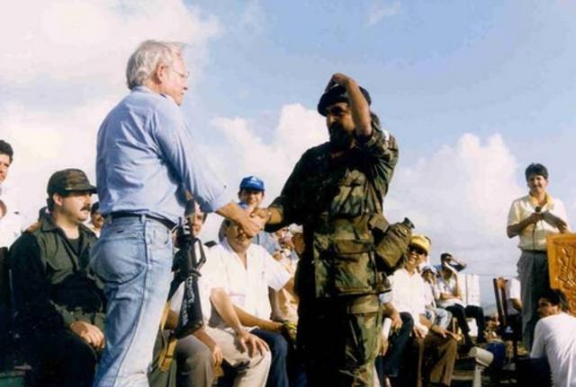 Inicio Repatriació Combatientes de Nicaragua