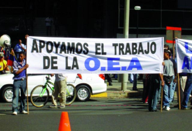 Condena a Venezuela