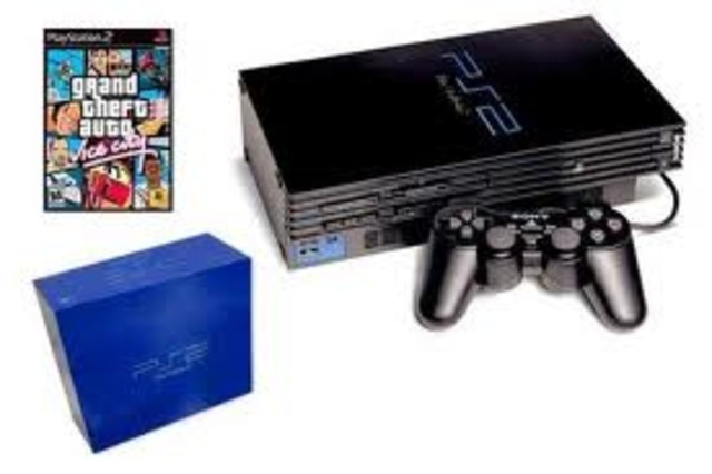 Sony PlayStation 2 (SCPH-5000x)