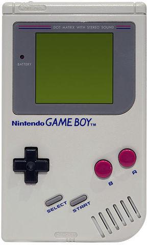 First game boy