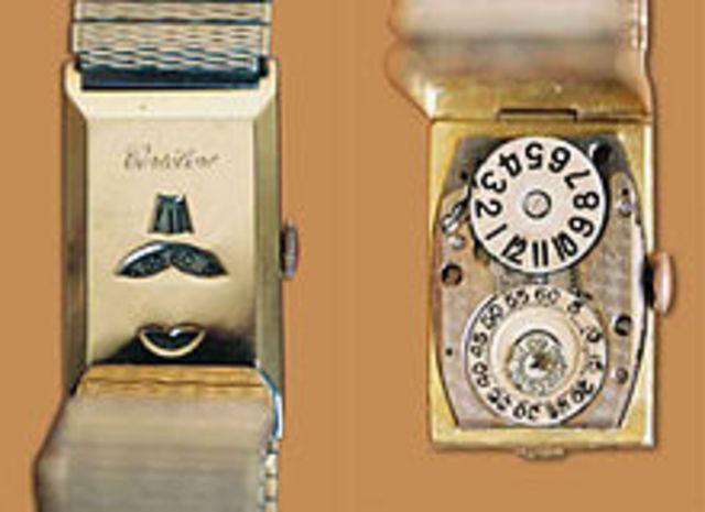 First Digital wristwatch