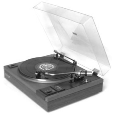 First record player
