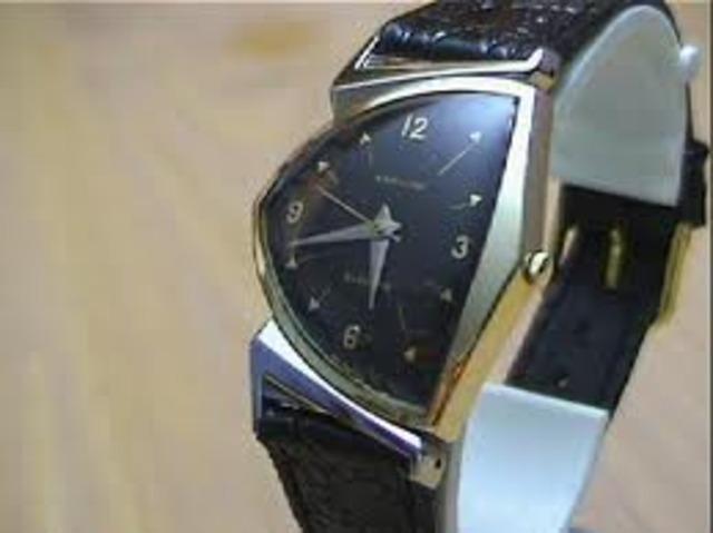 eletronic watch