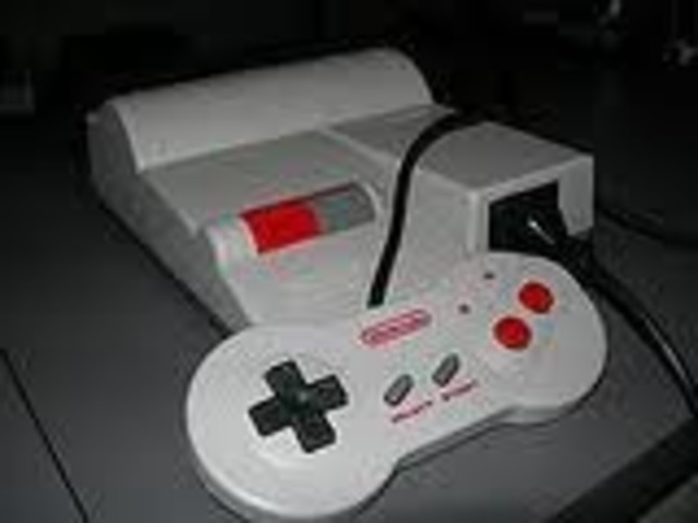 third generation game consoles