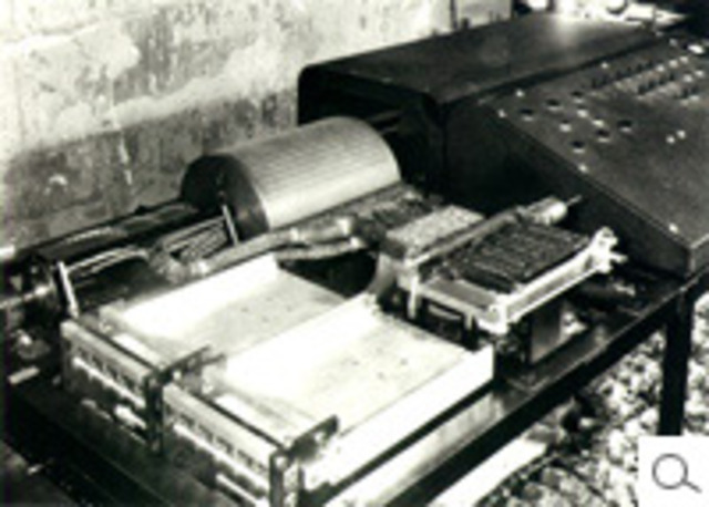 The Atanasoff-Berry Computer (ABC)