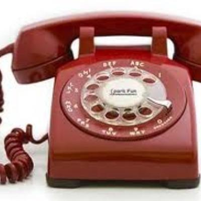 Anson's Telephone Timeline