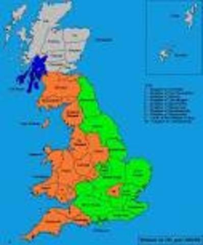 Anglo-Saxon Unification