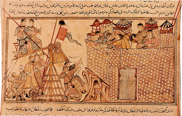 The Mongols in the Middle East