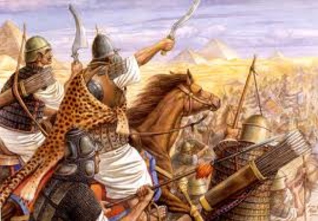 The Mongols Invade Baghdad