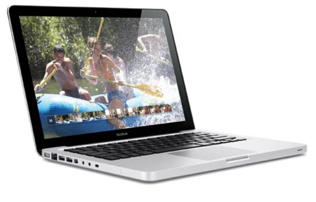 The Macbook Pro