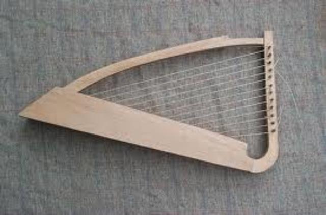 Triangular Harp