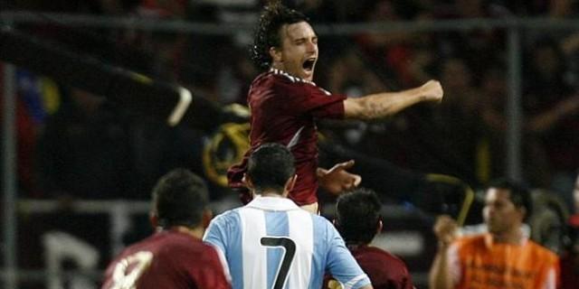 Venezuela 1 - 0 Argentina