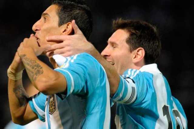 Argentina 3 - 1 Paraguay