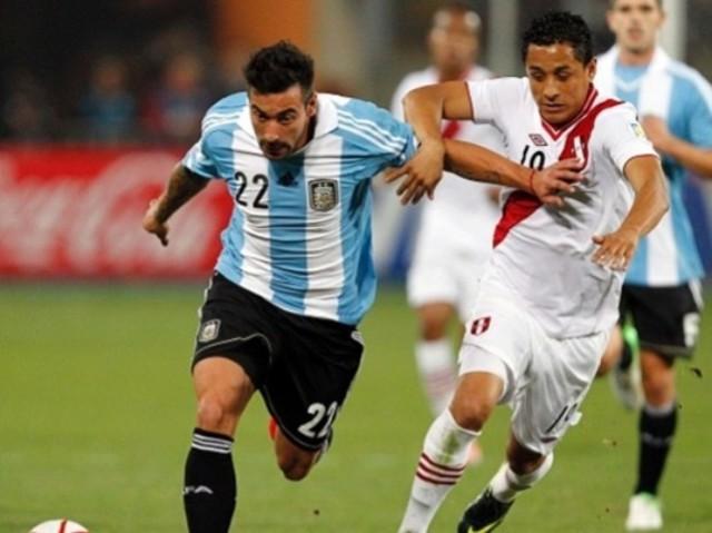 Perú 1 - 1 Argentina