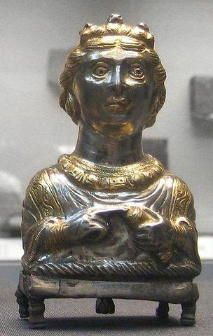 Hoxne Hoard Empress Pepper Pot