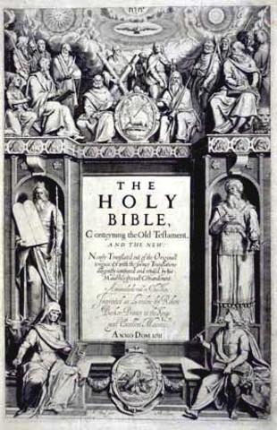 King Jame's Bible