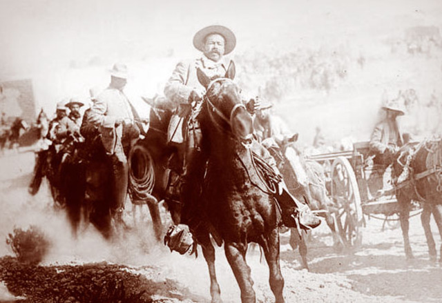 Pancho Villa Attacks New Mexico