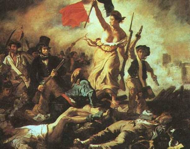 Start of Age of Revolution