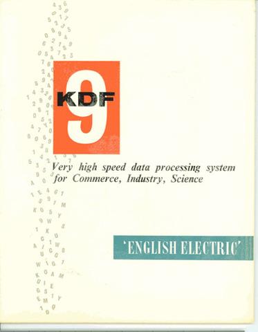 KDF9 Timesharing Director