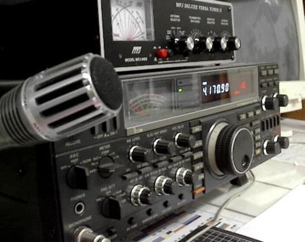 Learned about Amateur Radio for the First Time