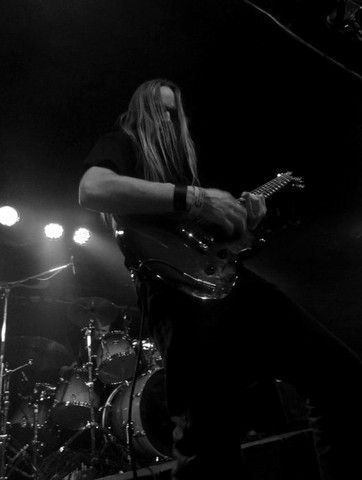New Lead guitarist