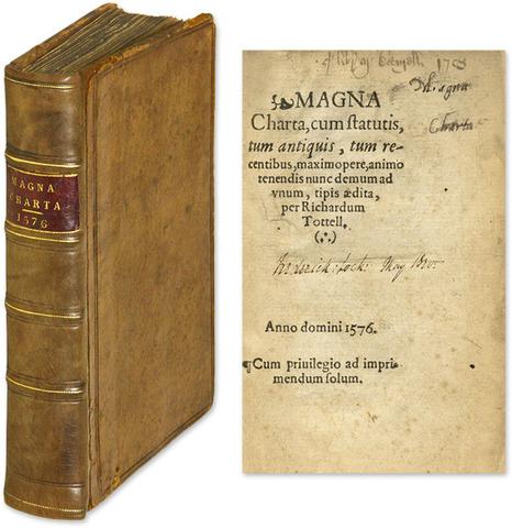 La Carta Magna1 Jan 1215