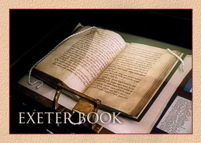 The Exeter Book is Composed