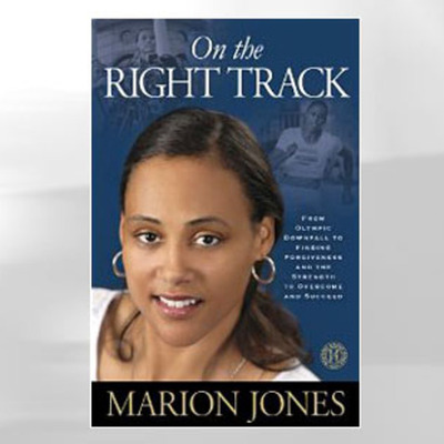 On The Right Track, Marion Jones, Non-fiction, 213 timeline