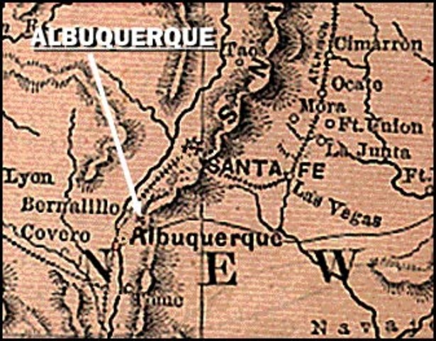 Albuquerque founded