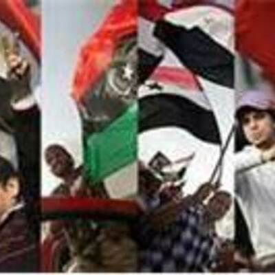 Arab Spring Comparative Time Line timeline