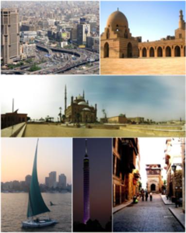 Center of Muslim World: Cairo